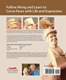 Carving Faces Workbook: Learn to Carve Facial