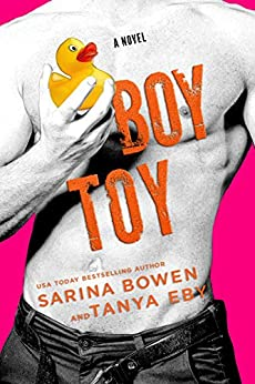 Boy Toy (Man Hands Book 3) by [Bowen, Sarina, Eby, Tanya]