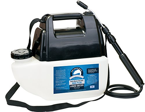 Bare Ground BGPSO-1 Empty Battery Powered Sprayer for Liquid De-Icer ()