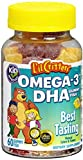 Cheap L'il Critters Omega-3 Gummy Fish 60 Each (Pack of 3)