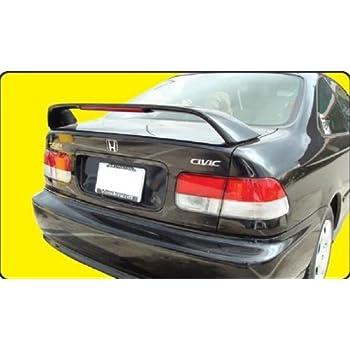 Attractive Honda Civic SI Spoiler 96 00 Coupe Factory Style Unpainted Primer