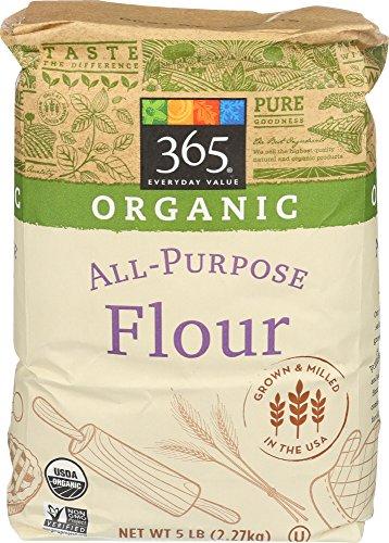 365 Everyday Value, Organic All-Purpose Flour, 5 LB