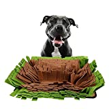 Namsan Dog Snuffle Mat - Washable Interactive Dog Slow Feeder Nosework Mat for Dogs
