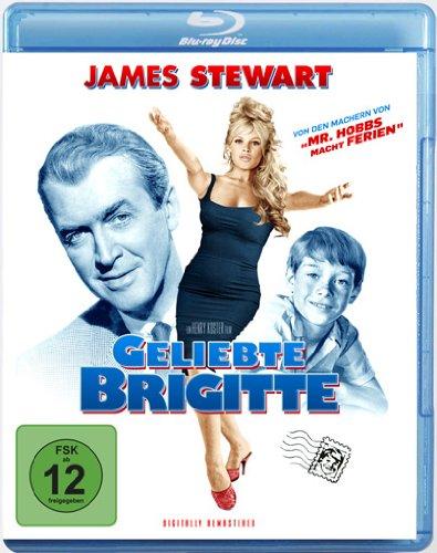 Dear Brigitte ( Dear Brigitte... ) [ Blu-Ray, Reg.A/B/C Import - Germany ]