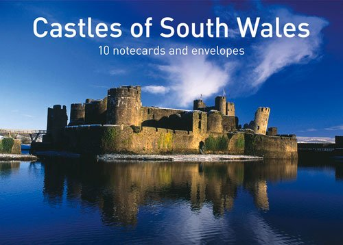 Castles of South Wales Notecards: 10 cards and envelopes