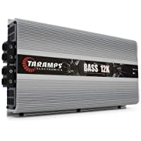 New Taramps Bass 12K 12000 Watts RMS 1 Ohm Car Audio Competition Amplifier/Amp