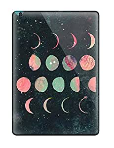 Hard Plastic Ipad Air Case Back Cover Hot Moon Phases Case At Perfect Diy