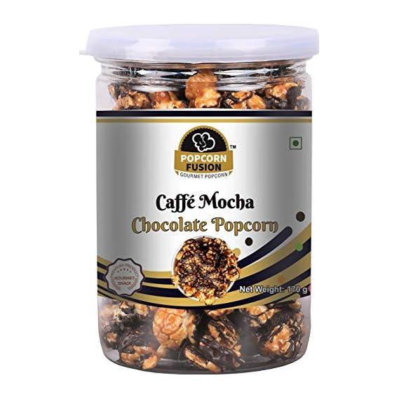 Popcorn Fusion Caff
