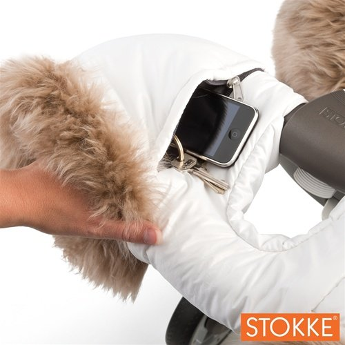 Stokke Xplory Winter Kit in Khaki