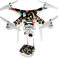 Skin For DJI Phantom 3 Professional – Cocktail Therapy | MightySkins Protective, Durable, and Unique Vinyl Decal wrap cover | Easy To Apply, Remove, and Change Styles | Made in the USA