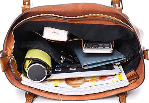 Keshi Leder Cool Damen Handtaschen, Hobo-Bags, Schultertaschen, Beutel, Beuteltaschen, Trend-Bags, Velours, Veloursleder, Wildleder, Tasche Pink