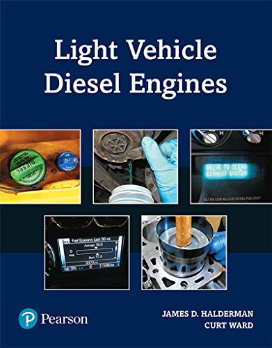 Light Vehicle Diesel Engines (Automotive Systems Books)