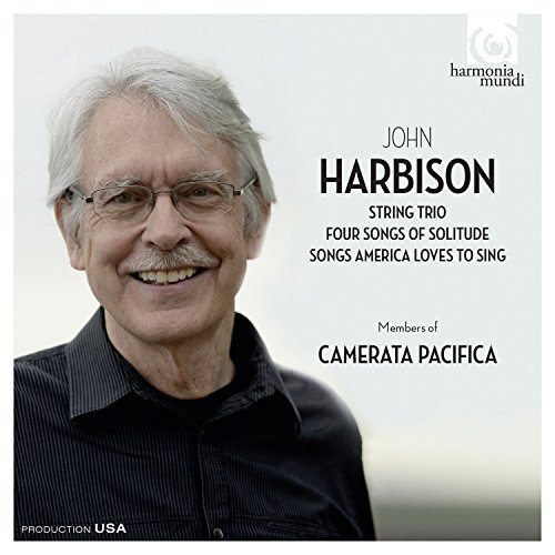 Harbison: String Trio, Songs of Solitude by Camerata Pacifica - Gibson String 8