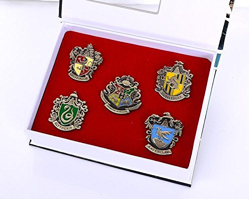 COFFRET BLASONS HARRY POTTER cadeau noel