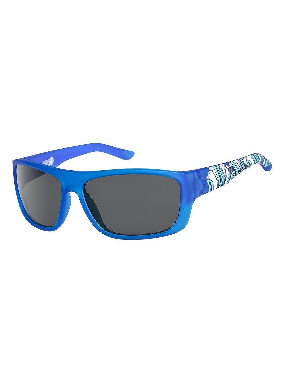 e993df8e1e169 Quiksilver Arlo - Lunettes de soleil - Garçon Enfant 3-7 ans - ONE SIZE -  Bleu  Quiksilver  Amazon.fr  Vêtements et accessoires