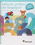 Método gráfico singapur nivel 0, libro del alumno