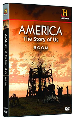 America The Story Of Us Volume 4: Boom [DVD]