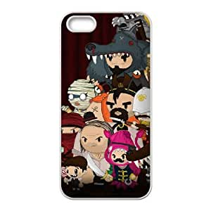 Foul Play iPhone 4 4s Cell Phone Case White gift PJZ003-7531593