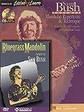 Sam Bush - Mandolin Bundle Pack: Sam Bush Teaches Mandolin Repertoire & Technique (Book/CD Pack) with Bluegrass Mandolin (DVD) (Listen & Learn)