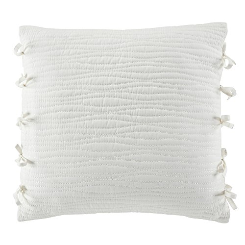 Croscill Willa Euro Sham Ivory