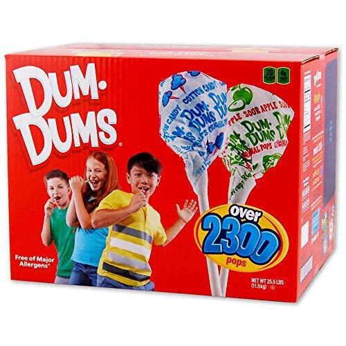 Dum-Dum Pops 30 lb bulk