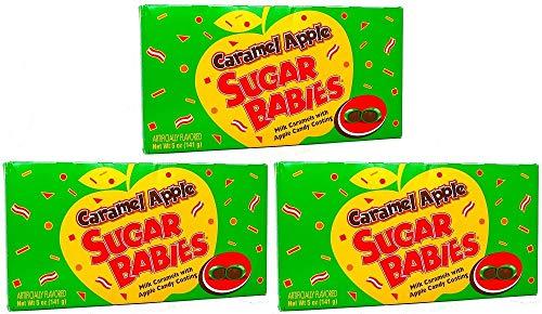 Candy Caramel Apple Sugar Babies, 5 oz, 3 -