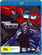 Transformers: Prime the Complete Series Boxset [Blu-ray]