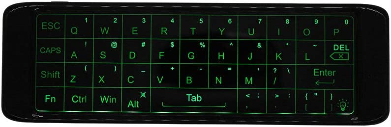 Festnight T16 2.4G Air Mouse Wireless Touchpad Teclado QWERTY ...