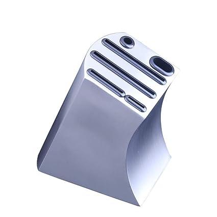 Bloque De Cuchillos Porta Cuchillos De Acero Inoxidable ...