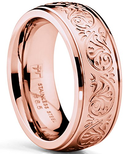 Metal Masters Co. RoseTone Pink Women
