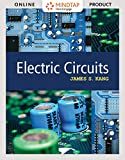 MindTap Engineering for Kang's Electric Circuits, 1st Edition