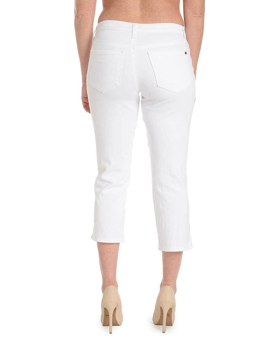 Spanx Womens Slim-x Casual Capri Jean