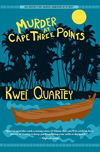Murder At Cape Three Points  A Darko Dawson Mystery