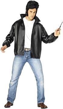 Smiffys - Disfraz de Elvis para hombre, talla M (27488M): Amazon ...
