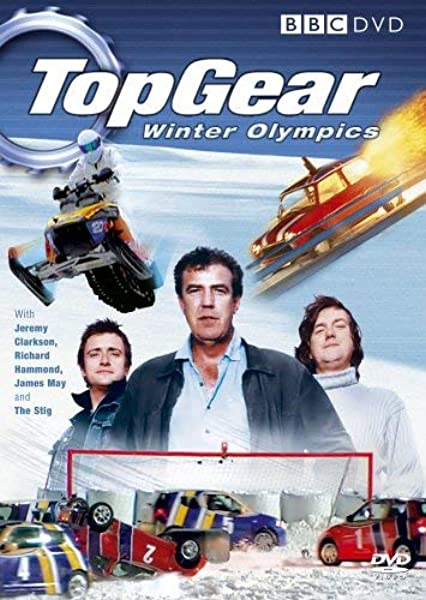 Top Gear - Winter Olympics [Reino Unido] [DVD]: Amazon.es: Jeremy Clarkson, Richard Hammond, James May, Jeremy Clarkson, Richard Hammond: Cine y Series TV