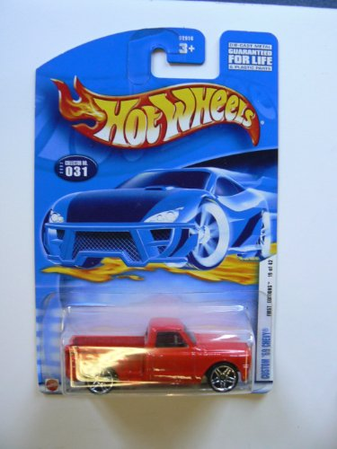 Hot Wheels 2002 031 Custom '69 Chevy First Editions 19 of 42 - 1932 Chevy Pickup