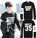 Fanstown Shinee Taemin homeboy hoodie sweater with Taemin gift