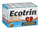 Ecotrin Aspirin