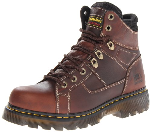 NS Martens Teak Men's Ironbridge Dr Boot Work vfwqUnFxT