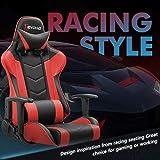 Devoko Ergonomic Gaming Chair Racing Style