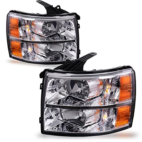 2008 chevrolet 2500hd headlights - 4
