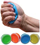 Therapy Putty Resistive Hand Exercise Kit,Flexible Putty for Finger and Hand Recovery and Rehabilitation (2oz)