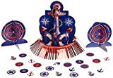 Amscan 281617 Anchors Aweigh Party Table Decorating