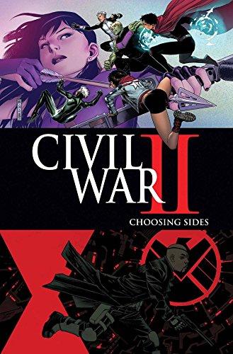 CIVIL WAR II CHOOSING SIDES #4 (OF 6)