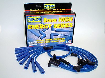 1500 Taylor Cable - Taylor Cable 64676 Hi-Energy Spark Plug Wire Set