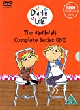 Charlie And Lola: The Absolutely Complete Series 1 [DVD]