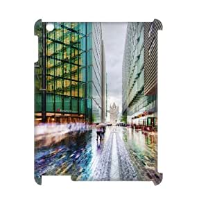 3D Cases for IPad 2,3,4, Business in London Cases for IPad 2,3,4, Tyquin White
