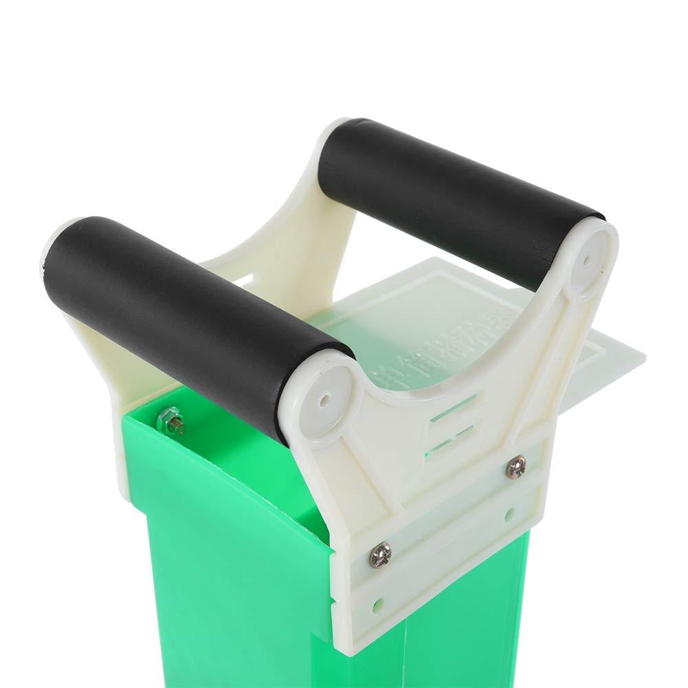 Adjustable Manual Planter Handheld Seeder Seed Fertilizer Spreader ...