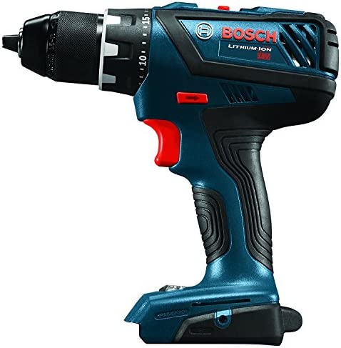 Bosch DDS181AB Bare-Tool 18V Lithium-Ion 1 2in Compact Tough Drill Driver Renewed
