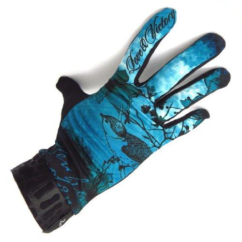 [リリーの宝 (Les Tresors De Lily)] (Blue Bird コレクション) [K5772] 手袋 ターコイズ